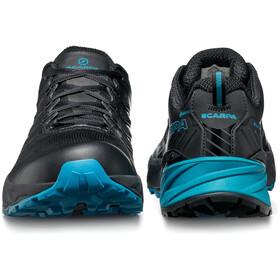 Scarpa Rush GTX Shoes Men, black/ottanio